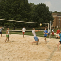 Spikeball and Dodgeball Tournament