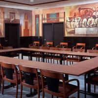 Orozco Room, Alvin Johnson/J.M. Kaplan Hall