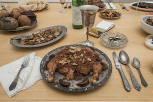 Food, Power and Politics: A Response to Roxy Paine's Dinner of the Dictators - exhibition