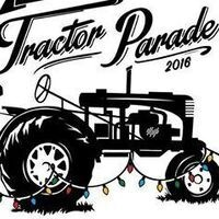 Tractor Parade & Tree Lighting