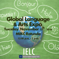 Global Language & Arts Expo