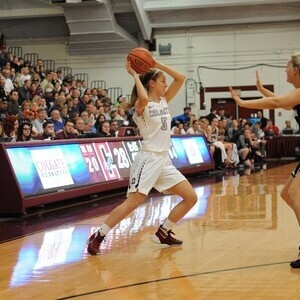 Colgate University Women's Basketball at Lafayette
