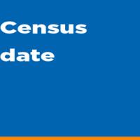 Census date
