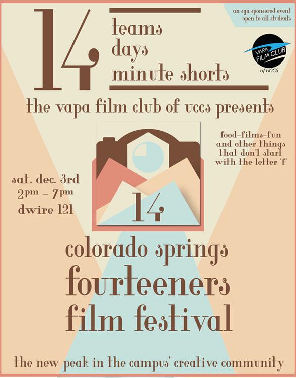Colorado Springs 14'ers Film Festival
