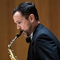 Saxophone Sunday: Adam McCord with Krista Wallace-Boaz