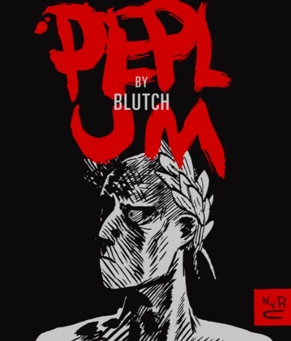 New York Comics & Picture-story Symposium: Blutch