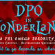 Delta Phi Omega Sorority, Inc. Upsilon Class Recruitment