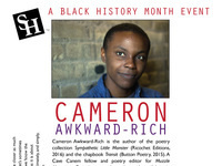 Cameron Awkward-Rich Poetry Reading