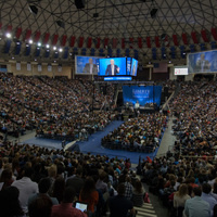 Liberty University Convocation