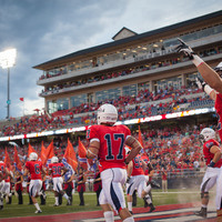 Liberty Flames Football vs Buffalo