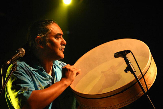 Rhythm Is My Guide: Glen Velez In Concert | Original Music and Standards Re-Imagined for Drum and Voice