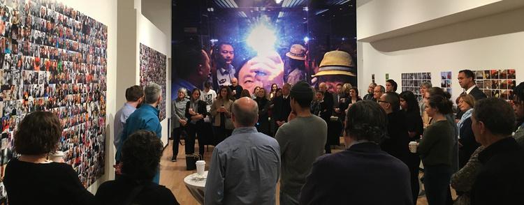 MoCP Museum Council Social - #AiWeiwei