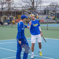 University of Delaware Men's Tennis vs CNU Invitational