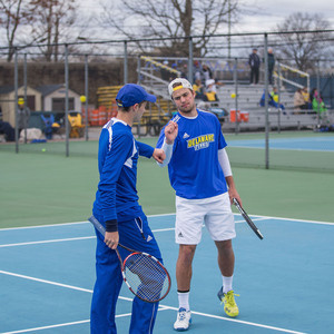 University of Delaware Men's Tennis vs Johns Hopkins