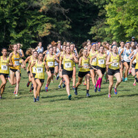University of Delaware Women's Cross Country vs Delaware Invitational