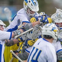 University of Delaware Men's Lacrosse vs Navy (Scrimmage)