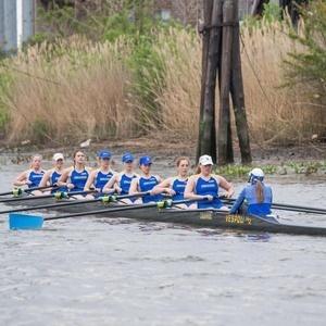 University of Delaware Rowing at Murphy Cup Regatta