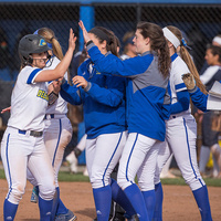 University of Delaware Softball vs La Salle University