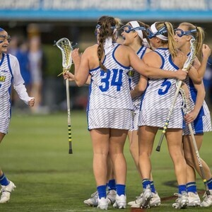 University of Delaware Women's Lacrosse at Temple