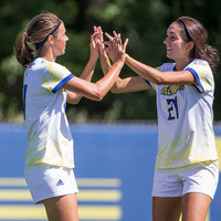 University of Delaware Women's Soccer vs James Madison University
