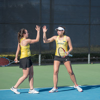University of Delaware Women's Tennis vs Chestnut Hill