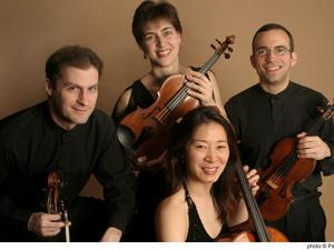 Artist Recital Series: Brentano String Quartet