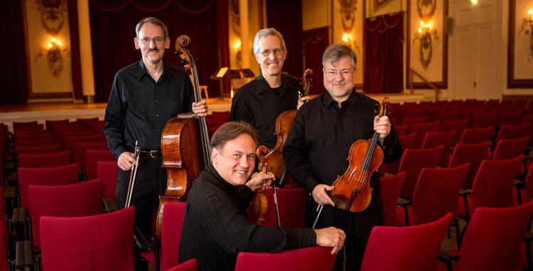 Orion String Quartet with flutist Tara O'Connor