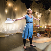 8 Stops: A Performance by Deb Margolin