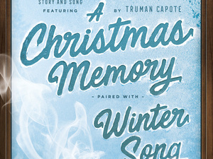 Truman Capote A Christmas Memory.A Christmas Memory Paired With Winter Song Travel Portland
