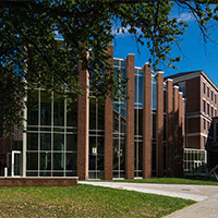 Ronald Rettner Hall for Media Arts and Innovations