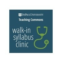 Faculty Syllabus Clinic - Lincoln Park