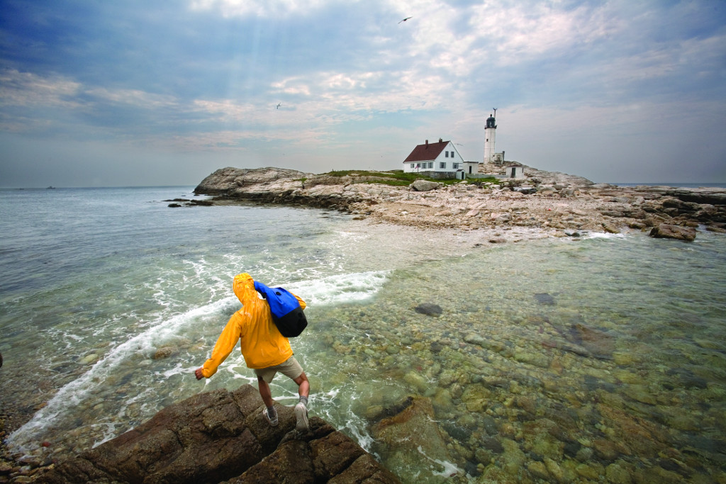 CAU travel program: The Gulf of Maine—A Naturalist's Outing at Shoals Marine Laboratory
