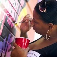 MLK Bridge Mural Project
