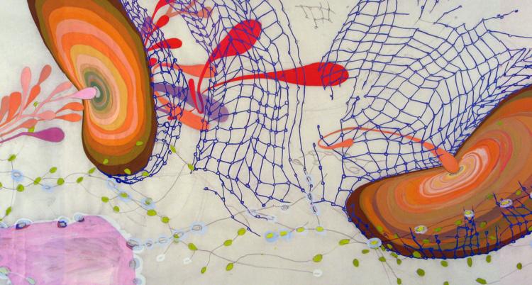 Supersystems by Kathleen Thum Art Exhibit