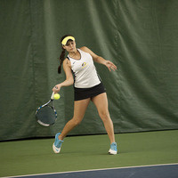 (Women's Tennis) Davenport vs. Michigan Tech