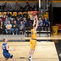 (Men's Basketball) Michigan Tech at Saginaw Valley State