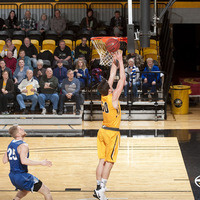(Men's Basketball) Wayne State vs. Michigan Tech