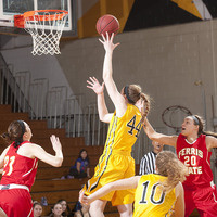 (Women's Basketball) Grand Valley State vs. Michigan Tech