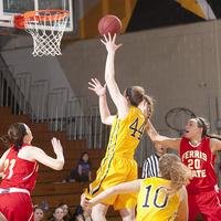 (Women's Basketball) Michigan Tech at Saginaw Valley State