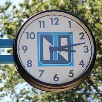 NU Clock
