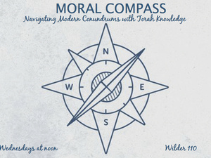 Moral Compass: Chabad Lunch & Learn