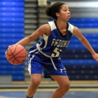 Fredonia University Women's Basketball at Potsdam