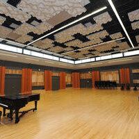 Mason Hall 1075, Rehearsal Room