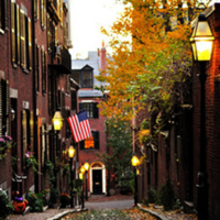 Boston Walking Tour (Beacon Hill)