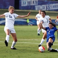 University of Kentucky Women's Soccer at University of Tennessee