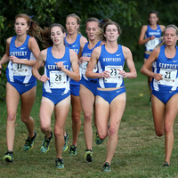 University of Kentucky Cross Country vs NCAA Southeast Regional