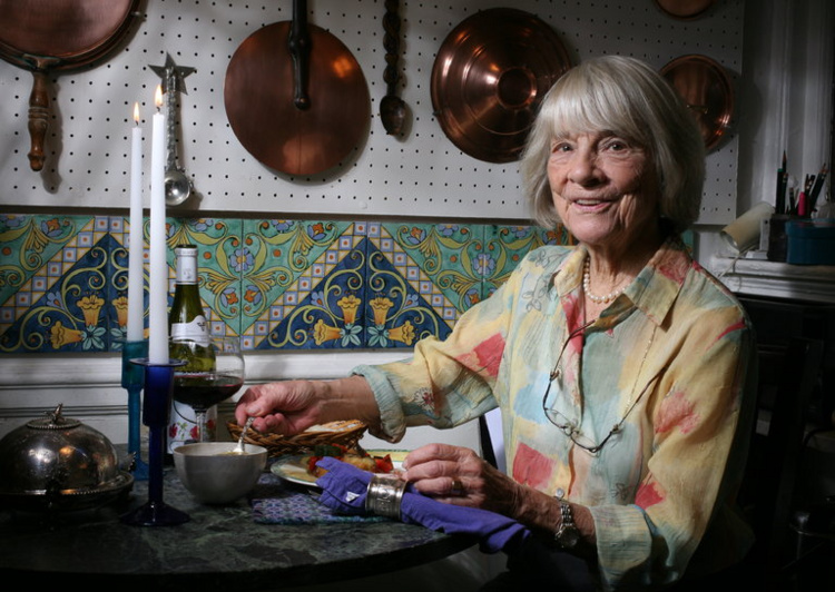 Remembering Judith Jones, A Culinary Luminary