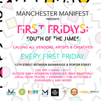 Manchester Manifest's First Fridays at Brewer's Cafe