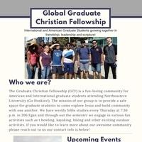 Global Graduate Christian Fellowship