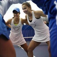 [N] University of Kentucky Women's Tennis vs NCAA Singles and Doubles